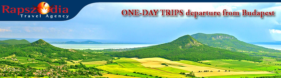 ONE-DAY TRIPS departure from Budapest